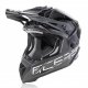 ACERBIS MX- Enduro Helmet Steel Carbon Black/Silver